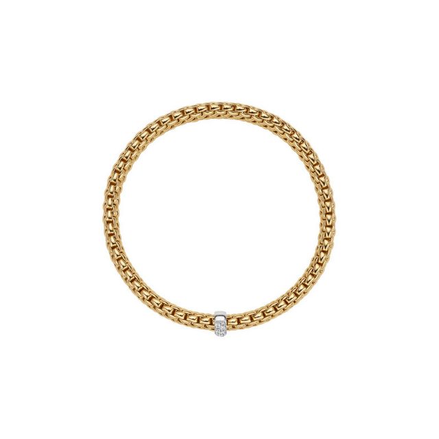 FOPE Armband Vendôme 560B BBRM Gelbgold