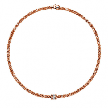 FOPE Collier Solo 621C BBR Roségold