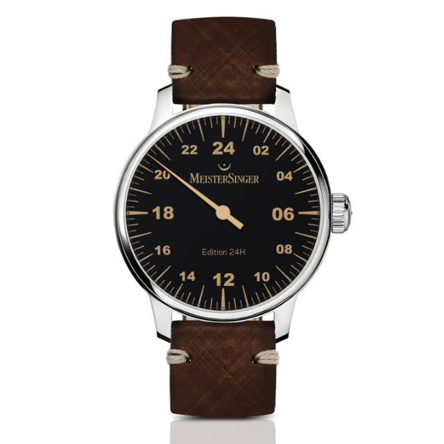 Meistersinger Ltd.Edition 24h ED2019-24H02