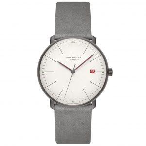 Junghans max bill 100 Jahre Bauhaus Uhr online kaufen bei Juwelier OEKE