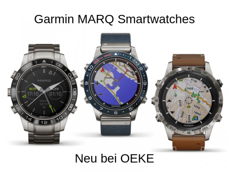 Garmin MARQ Smartwatches