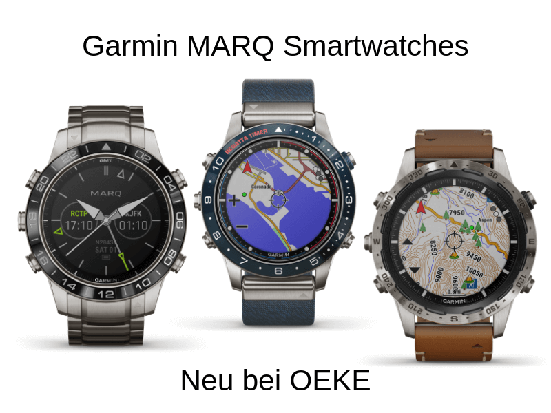 Garmin MARQ Smartwatches