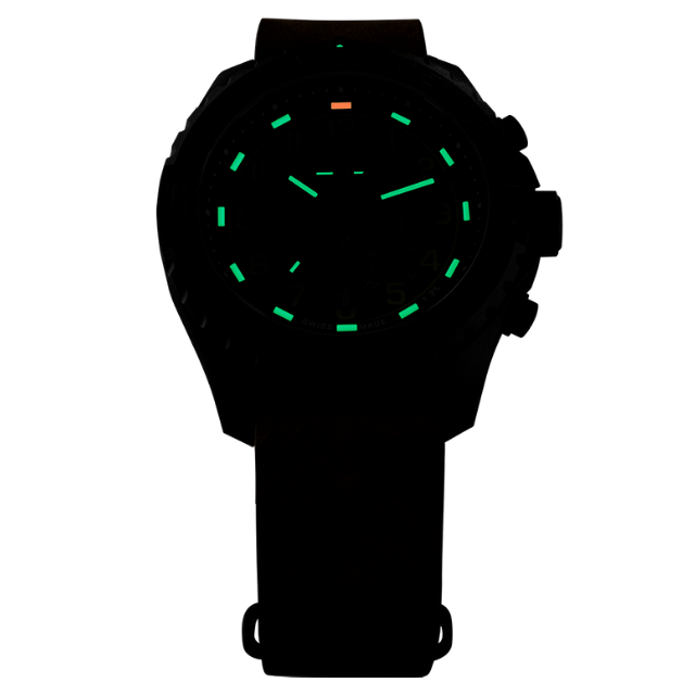 Traser H3 P96 OdP Evolution Chrono Green Nacht