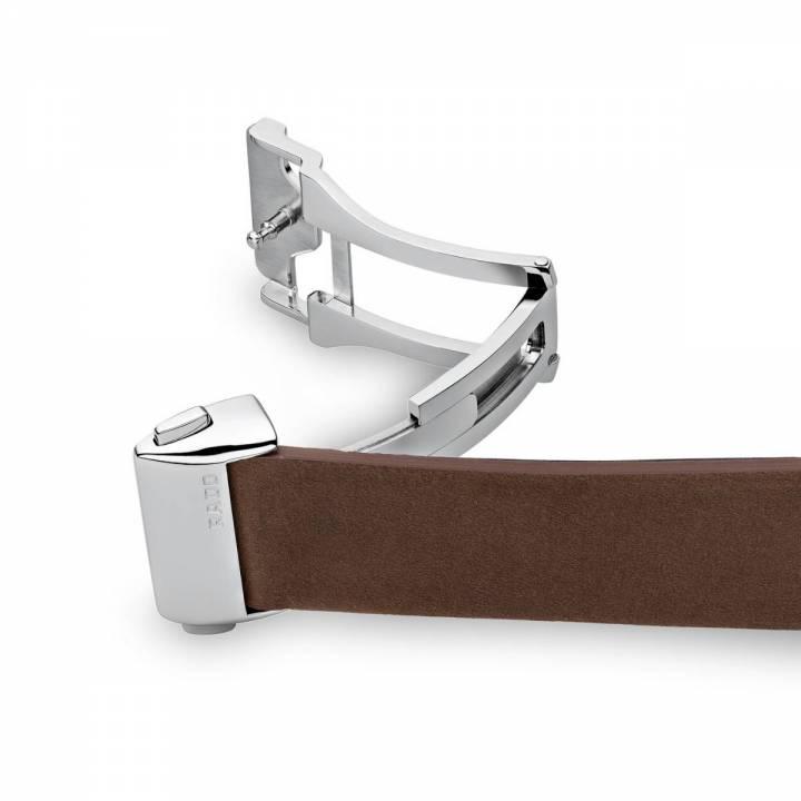 Rado Captain Cook Automatic 42mm (R32505305) Herrenuhr schließe