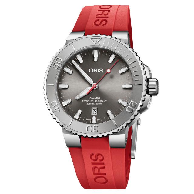 Oris Aquis Date Relief 01 733 7730 4153
