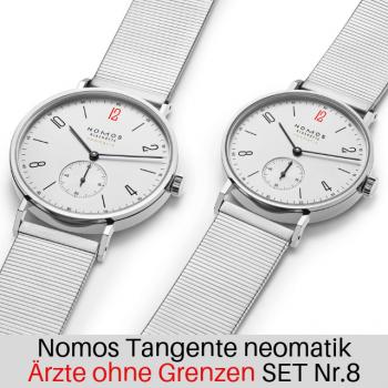 Nomos Tangente Ärzte ohne Grenzen SET Nr.8