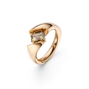 Schaffrath Ring Calla Fantasie 2,02ct Emerald