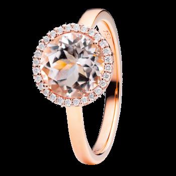 Capolavoro Ring Espressivo Morganit