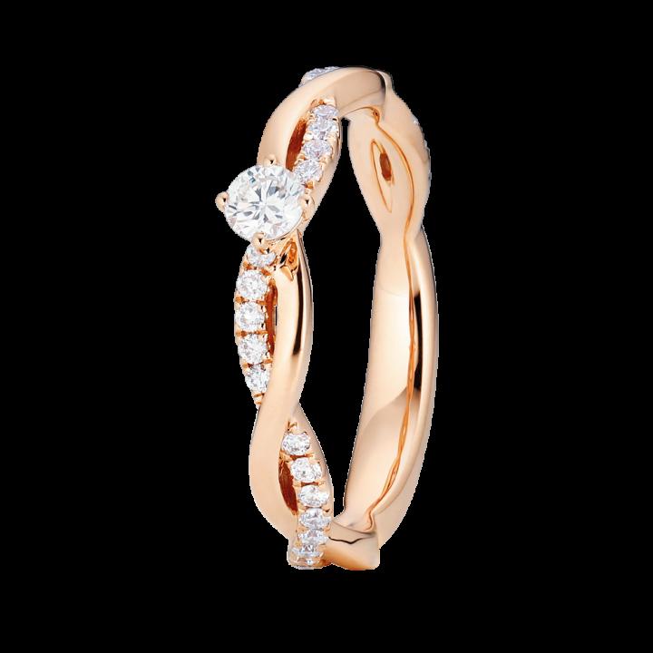 Capolavoro Ring Romantic Roségold