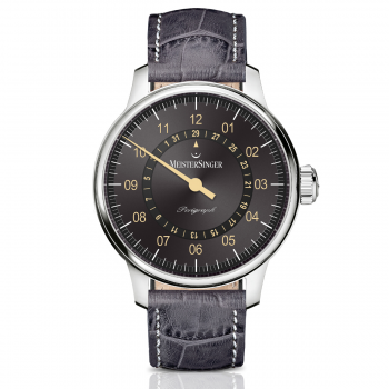 Meistersinger Perigraph anthrazit AM1007OR