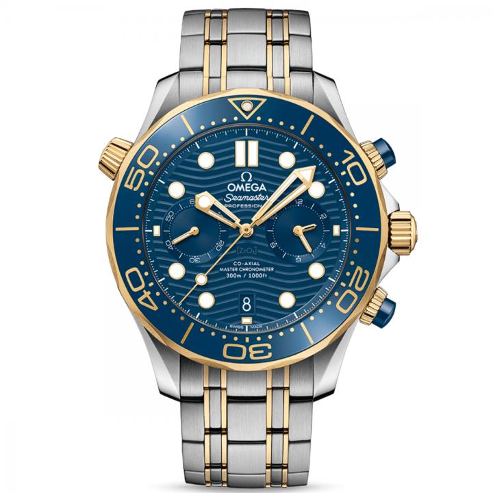 Omega Seamaster Diver 300M Chronograph 210.20.44.51.03.001