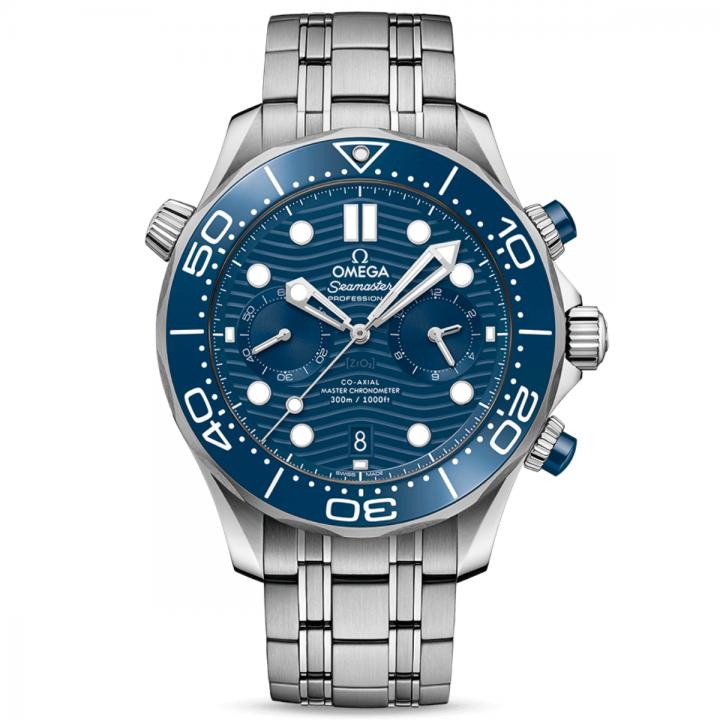 Omega Seamaster Diver 300M Chronograph 210.30.44.51.03.001