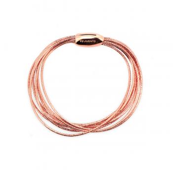 Pesavento Armreif DNA rosévergoldet WDNAB051