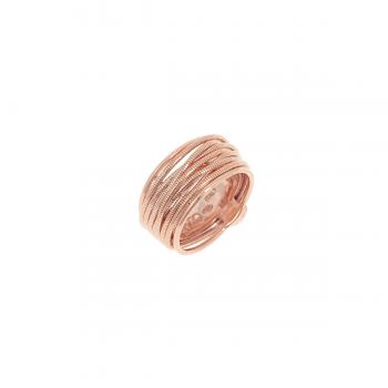 Pesavento Ring DNA rosévergoldet WDNAA102