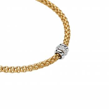 Fope Collier Solo 653C BBR Gelbgold