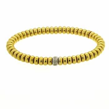 Capolavoro Armband mit Brillanten Gelbgold