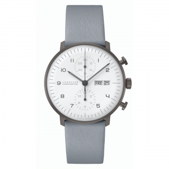 Junghans max bill Chronoscope 027/4008.04
