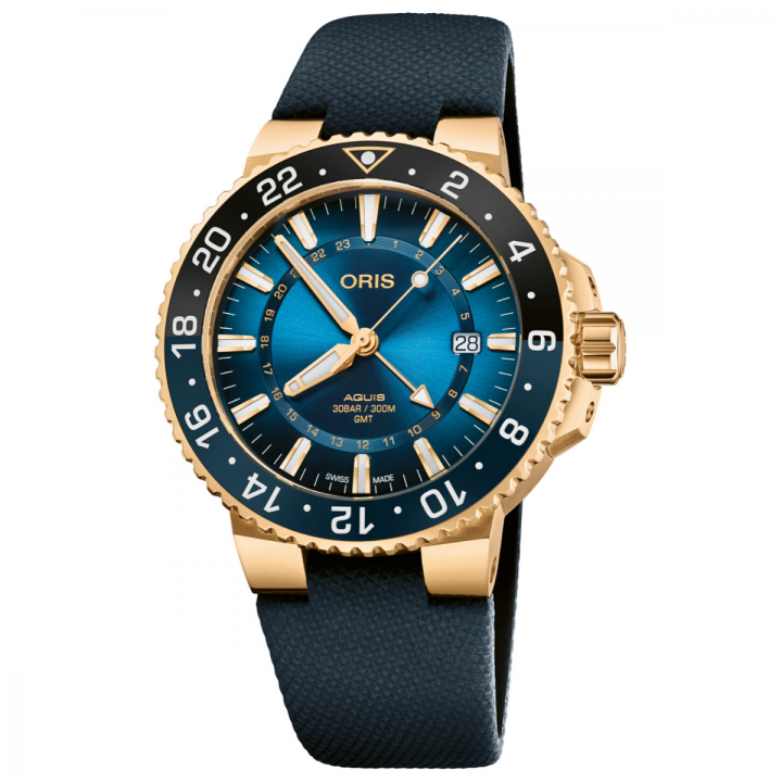 Oris Carysfort Reef Limited Edition 01 798 7754 6185-Set