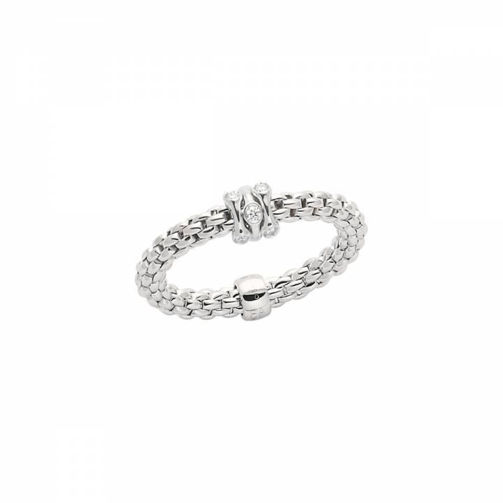 Fope Ring Prima AN748 BBR weiß