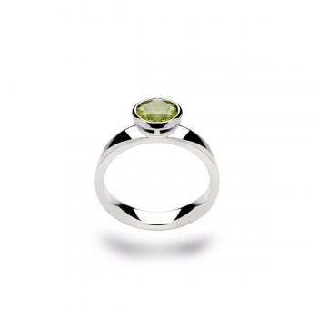 Bastian Ring Silber mit Peridot 21121