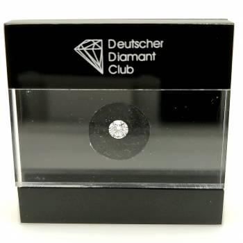 0,40ct Brillant Anlage Diamant