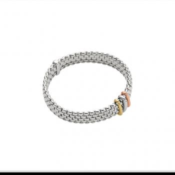 Fope Armband Panorama 587B Weißgold