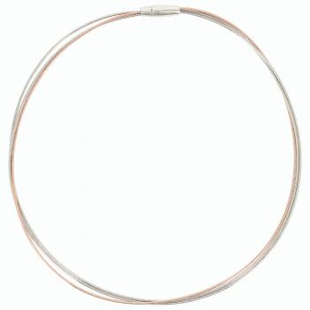 Pesavento Collier bicolor 3-reihig DNA Spring (WDNAG467)