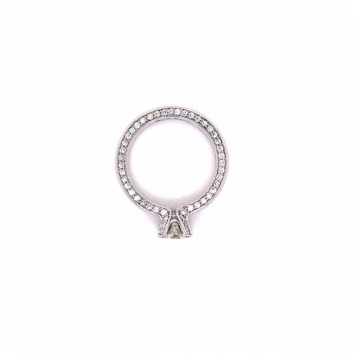 Brillant Ring 1,66ct