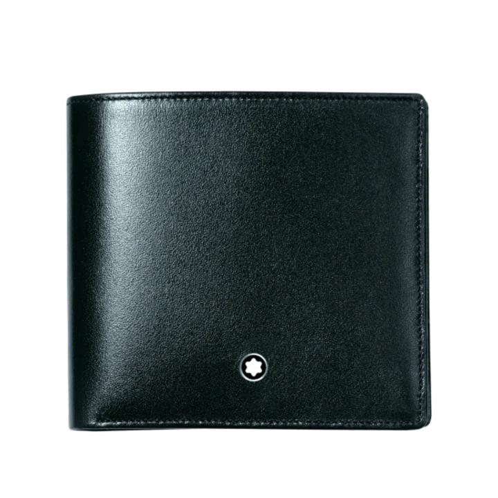 Montblanc Brieftasche 4 cc mit Münzfach 7164