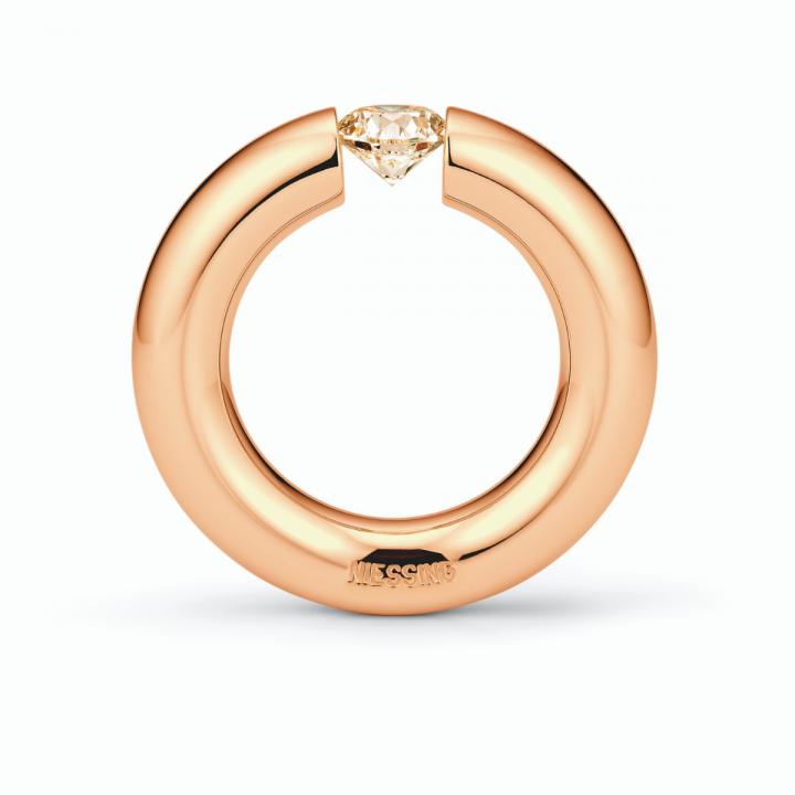 Niessing Spannring Color Limited 2020 Peach Pink N361992