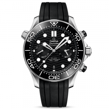 Omega Seamaster Diver 300M Co-Axial Master Chronometer Chronograph 44 mm (210.30.44.51.01.001) Herrenuhr