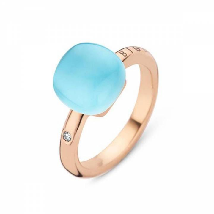 BIGLI Ring Mini Sweety Eclectic Blue