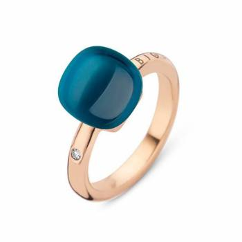 BIGLI Ring Mini Sweety London Blue Lake
