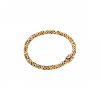 Fope Armband Solo 621B BBR Gelbgold
