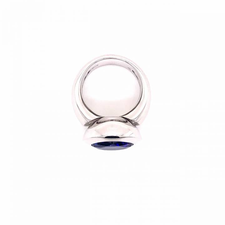 Tansanit Ring 9,63ct