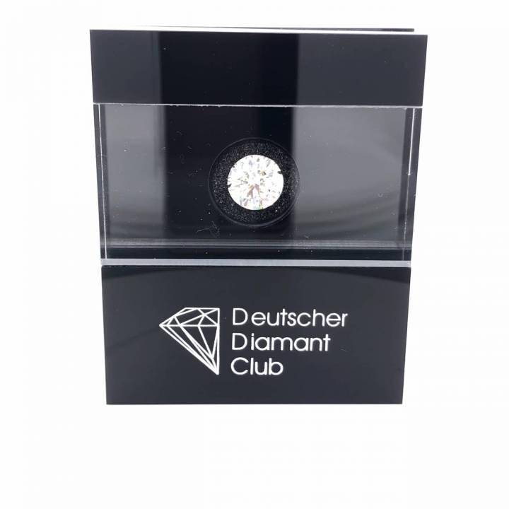 3,02ct Brillant Anlagediamant