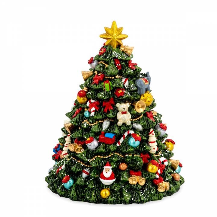Spieluhr Weihnachtsbaum