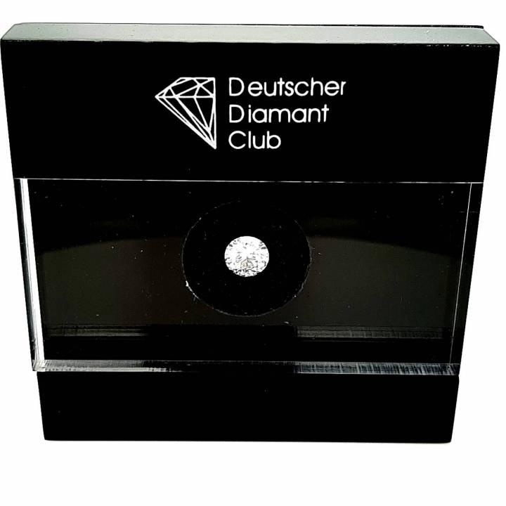 0,55ct Brillant Anlagediamant