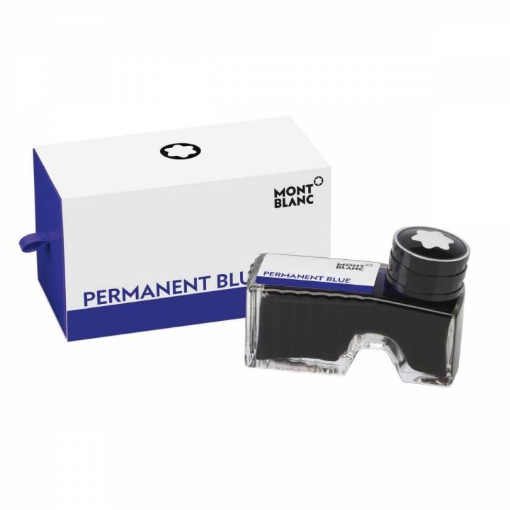 Montblanc Tintenfass Permanent Blue 107756