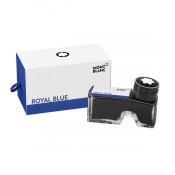 Montblanc Tintenfass Royal Blue 105192