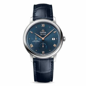 Omega De Ville Prestige Co-Axial Chronometer Power Reserve (424.13.40.21.03.003) Unisexuhr