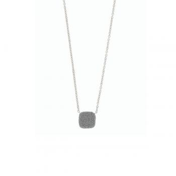Pesavento Collier Weißgold mit Diamantstaub YCKTE016