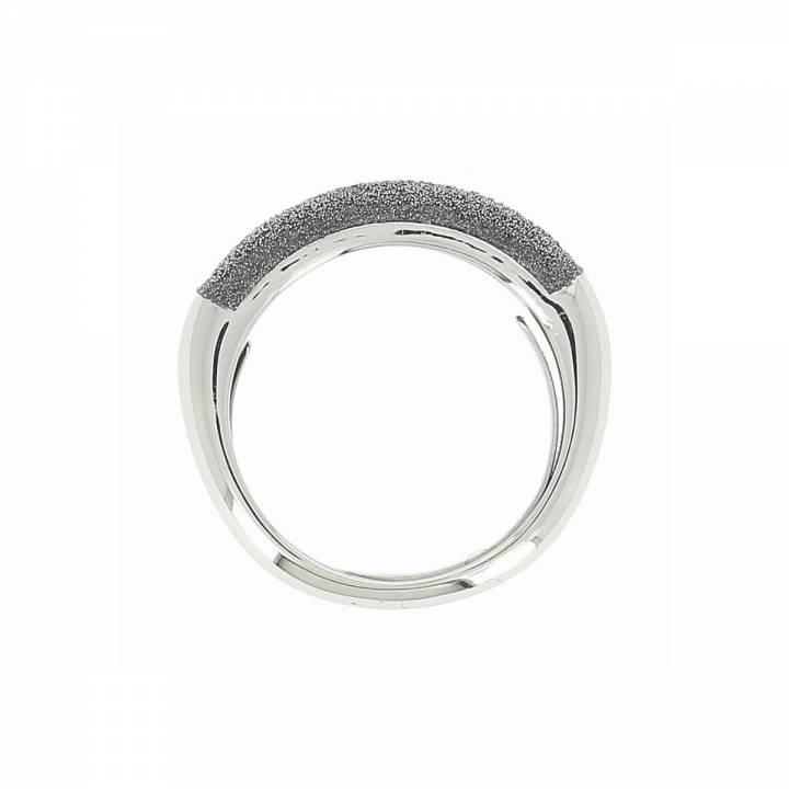 Pesavento Ring Weißgold mit Diamantstaub YBSCA002