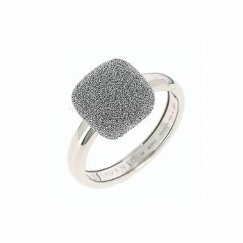 Pesavento Ring Weißgold mit Diamantstaub YCKTA002