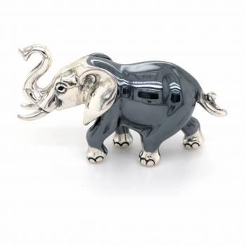 Elefantenfigur Sterlingsilber 990-321