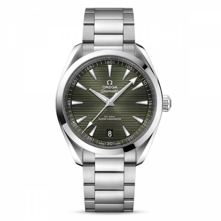 Omega Seamaster Aqua Terra 150M Co-Axial Master Chronometer 41 mm (220.10.41.21.10.001) Herrenuhr