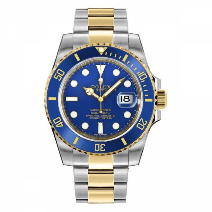 Rolex Submariner Date (116613LB) Vintage Uhr