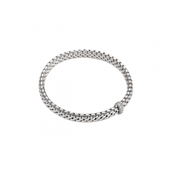 Fope Armband Vendôme 560B BBR Weißgold