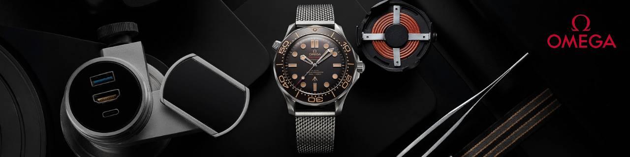 OMEGA Uhren kaufen - von Juwelier OEKE