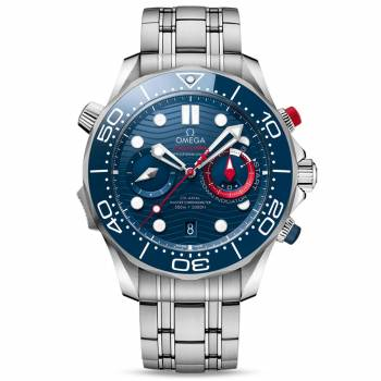 Omega Seamaster Diver 300M Co-Axial Master Chronometer Chronograph 44 mm (210.30.44.51.03.002) Herrenuhr